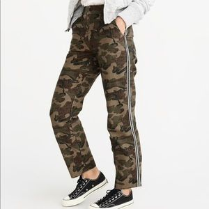 Abercrombie High Rise Ankle Pants